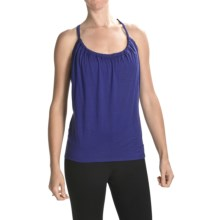 Icebreaker Superfine 150 Atoll Tank Top - Merino Wool (For Women) in Cosmic - Closeouts
