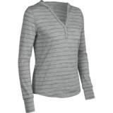 Icebreaker Superfine 200 Bliss Hooded Shirt - Merino Wool, Long Sleeve (For Women)