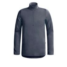 Icebreaker Superfine GT Spring Shirt - Merino Wool, Lightweight, Long Sleeve (For Men) in Ash/Graphite - Closeouts