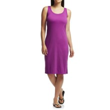 Icebreaker Tech Lite Tank Dress - UPF 20+, Merino Wool, Sleeveless (For Women) in Sweetpea - Closeouts