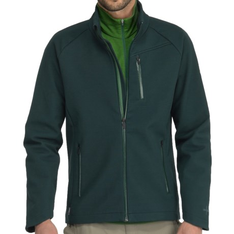 Icebreaker Teton Jacket - Merino Wool (For Men) in Nova