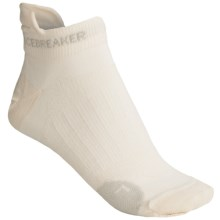 Icebreaker Ultralite Bike/Run Sock Grab Bag - 3-Pack, Merino Wool, Below-the-Ankle (For Women) in Asst - 2nds