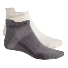 Icebreaker Ultralite Multi-Sport Sock Grab Bag - 3-Pack, Below-the-Ankle (For Men) in Asst - 2nds