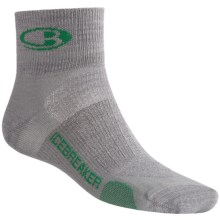 Icebreaker Ultralite Multi-Sport Sock Grab Bag - 3-Pack, Quarter-Crew (For Men) in Asst - 2nds