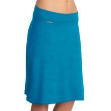 Icebreaker Villa 200 Merino Wool Skirt (For Women) in Cruise - Closeouts