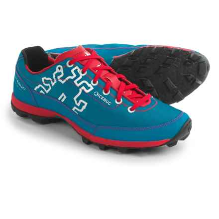 Icebug Acceleritas OCR LE Trail Running Shoes (For Men) in Sky/Red - Closeouts