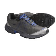 Icebug Heros BUGrip Winter Trail Running Shoes (For Men) in Carbon/Steelblue - Closeouts