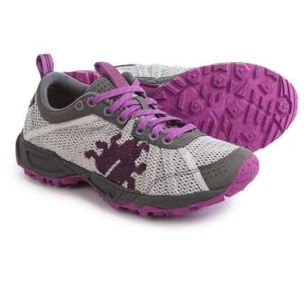Icebug Mist RB9X Trail Running Shoes (For Women) in Shell/Orchid - Closeouts