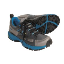 Icebug MR4 Trail Running Shoes (For Women) in Azure/Titan - Closeouts