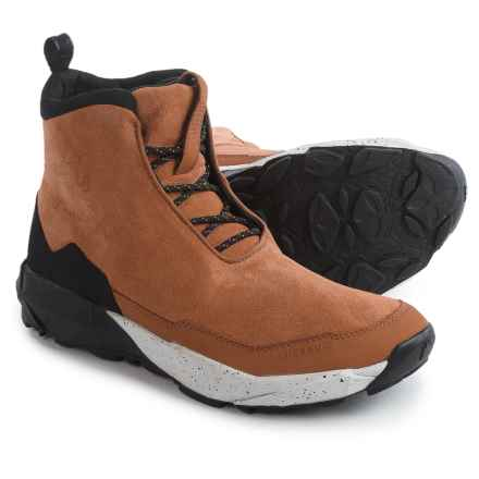 Icebug Now2 BUGweb RB9X Snow Boots - Suede (For Men) in Camel - Closeouts