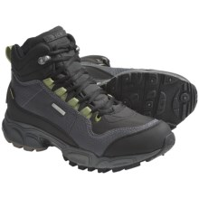 Icebug Stord BUGrip Hiking Boots - Waterproof (For Men) in Black - Closeouts