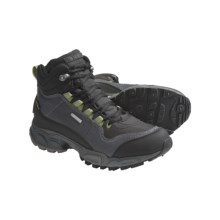 Icebug Stord BUGrip Hiking Boots - Waterproof (For Women) in Black - Closeouts