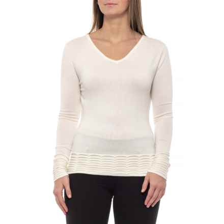 6daddbf5714fe Icelandic Design Adia Sweater (For Women) in White - Closeouts
