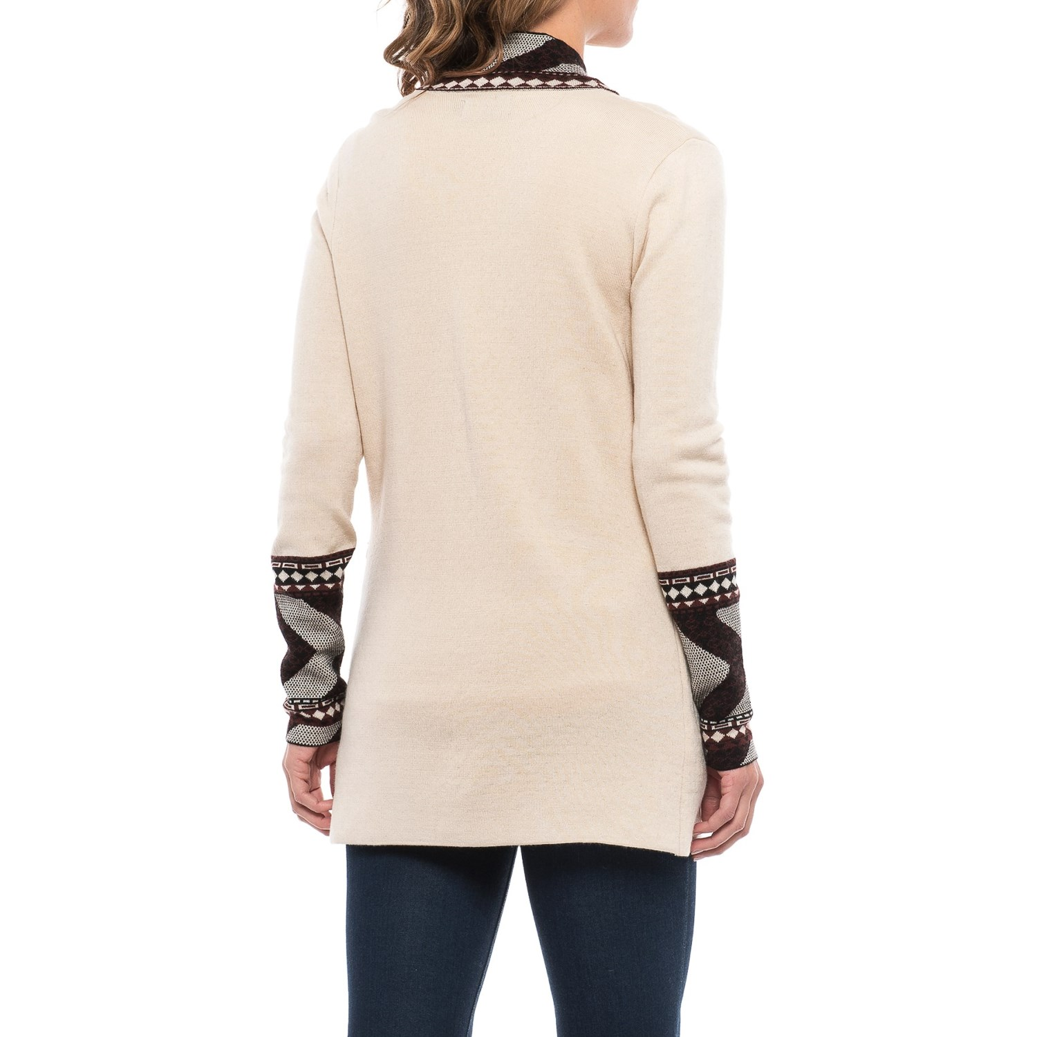 Icelandic Design Maya Cardigan Sweater (For Women) - Save 50%