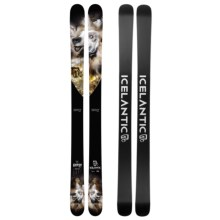 Icelantic Gypsy SKNY Alpine Skis in See Photo - Closeouts