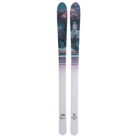 Icelantic Oracle Alpine Skis (For Women) in See Photo - Closeouts