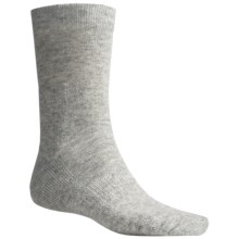 Icewear Crew Socks - Angora-Wool (For Men) in Grey - Closeouts