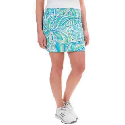 ICIKULS Camila Skort - UPF 50 (For Women) in Seafoam - Closeouts