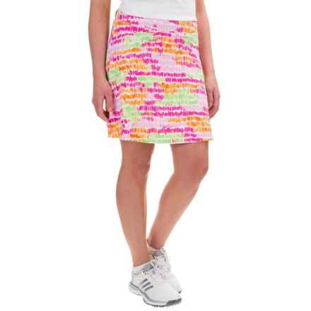 Icikuls Monet Flip Skort - UPF 50 (For Women) in Pink - Closeouts