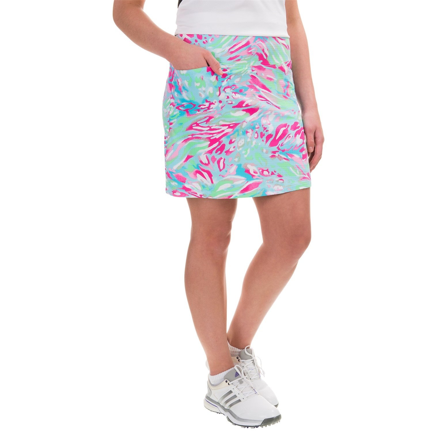 Icikuls Summer Skin Skort (For Women) - Save 74%