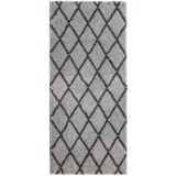 Iconic Home Patterned Shag Rug - 22x54""