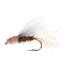 Idylwilde Flies CDC Emerger Fly - Dozen in Pink - Closeouts