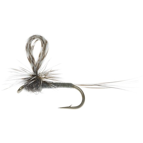 Idylwilde Flies Loopwing Dun Dry Fly - Dozen in Callibaetis