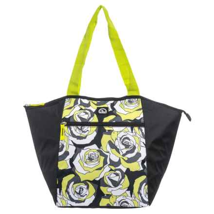 Igloo Everyday Cooler Tote Bag in Blk Asg - Closeouts