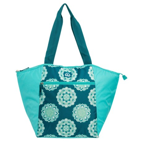 Igloo Everyday Cooler Tote Bag in Emerald