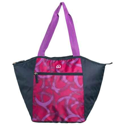 Igloo Everyday Cooler Tote Bag in Fuchsia - Closeouts