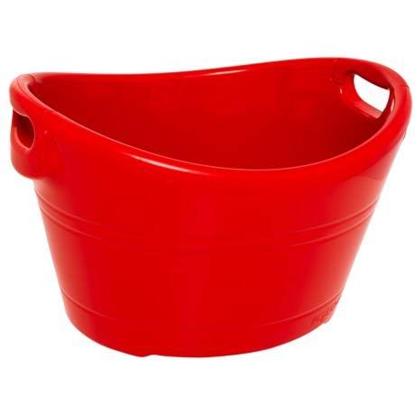 Igloo Party Bucket - 20 qt. in Red