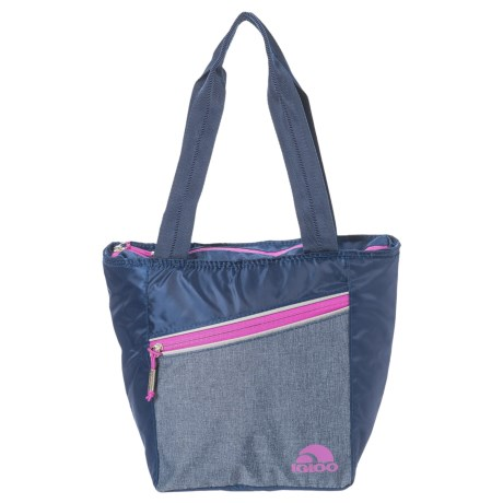 Igloo Stowe 12-Can Cooler Tote in Navy