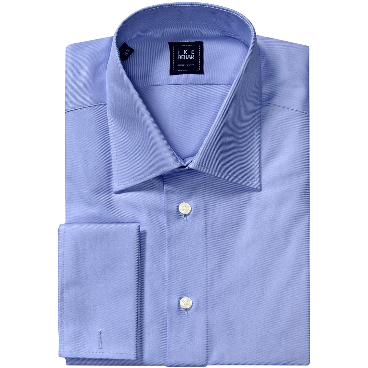 Ike Behar Shirts Mens White Dress Shirts Clothing From