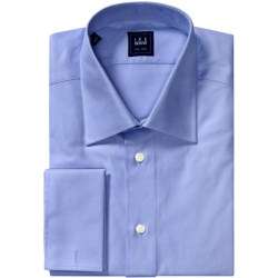 Ike Behar Black Label French Cuff Dress Shirt - Long Sleeve (For Men) in Blue