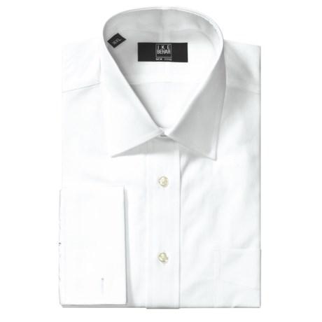 Ike Behar Black Label French Cuff Dress Shirt - Long Sleeve (For Men) in Blue