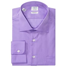 IKE by Ike Behar No-Iron Stripe Dress Shirt - Long Sleeve (For Men) in Lilac - Closeouts