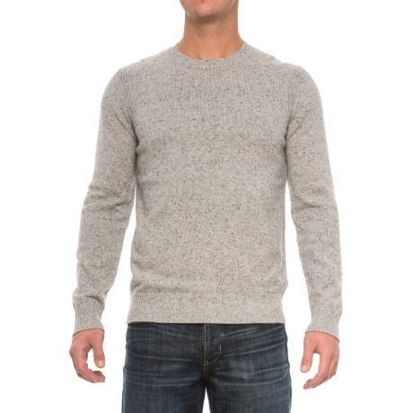 Immagini Ribbed Sweater (For Men) in Grey