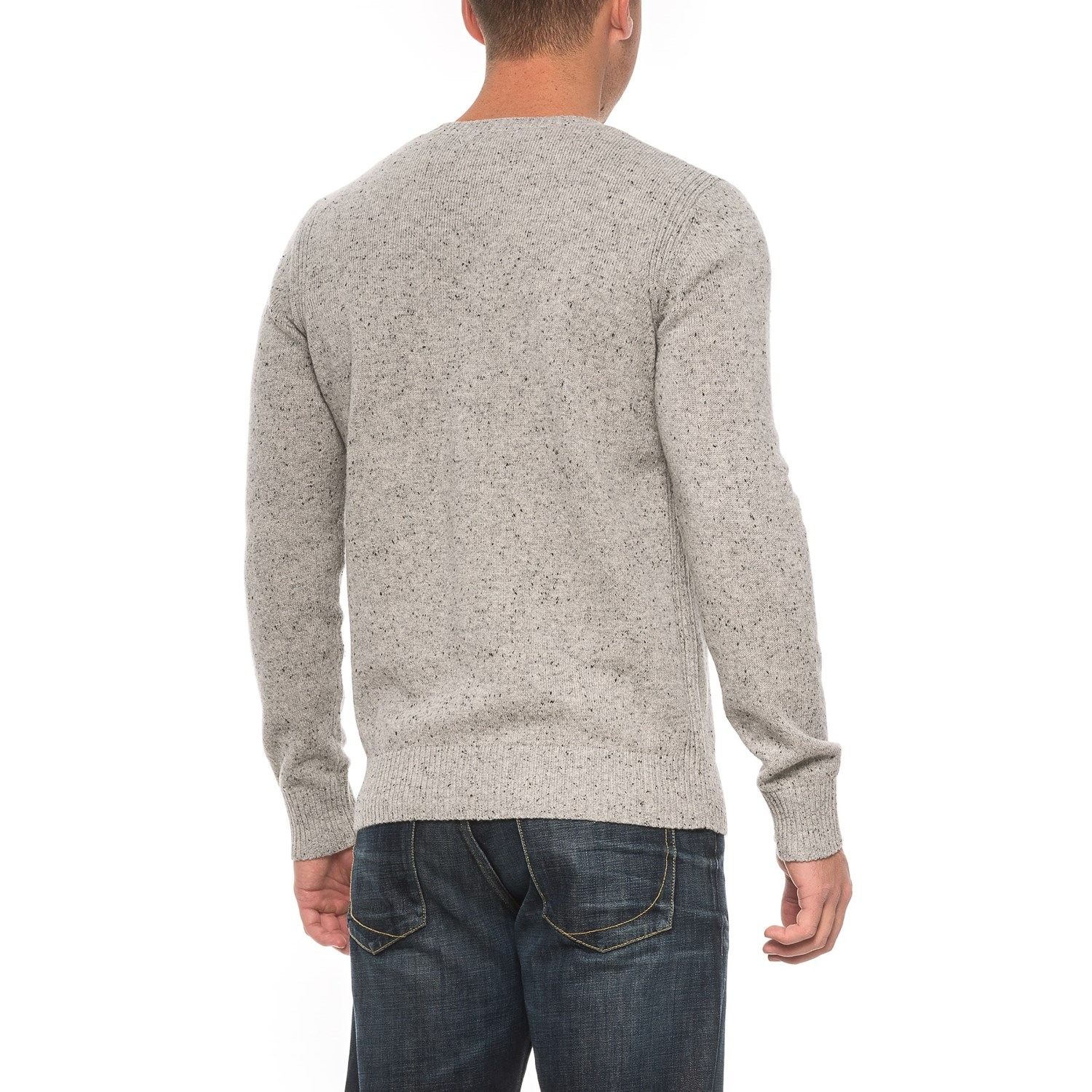 Immagini Ribbed Sweater (For Men) - Save 45%