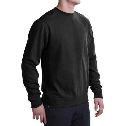 Imperial Motion All Day Sweatshirt - Crew Neck (For Men) in Black - Closeouts