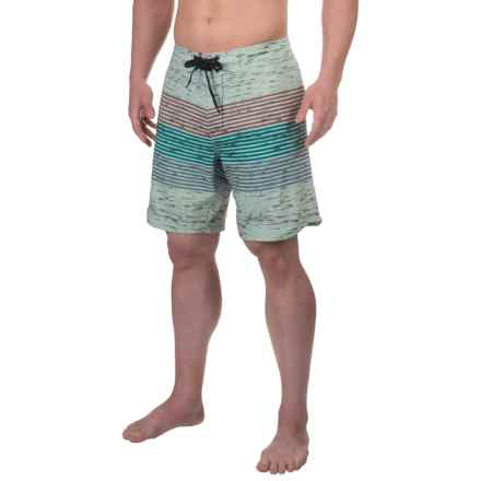 Imperial Motion Howard Boardshorts (For Men) in Off White - Closeouts