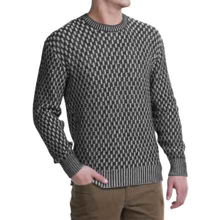 Imperial Motion Lemming Sweater (For Men) in Black/White - Closeouts