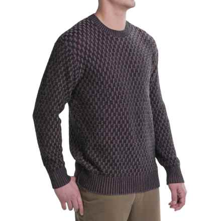 Imperial Motion Lemming Sweater (For Men) in Black/Wine - Closeouts
