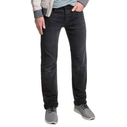 Imperial Motion Mercer Jeans - Slim Fit Straight Leg (For Men) in Shadow Wash - Closeouts