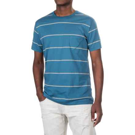 Imperial Motion Squints Pocket T-Shirt - Short Sleeve (For Men) in Indigo - Closeouts