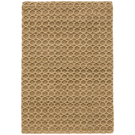Imports Décor Imports Decor Natural Beehive Scatter Accent Rug - 2x3' in Natural