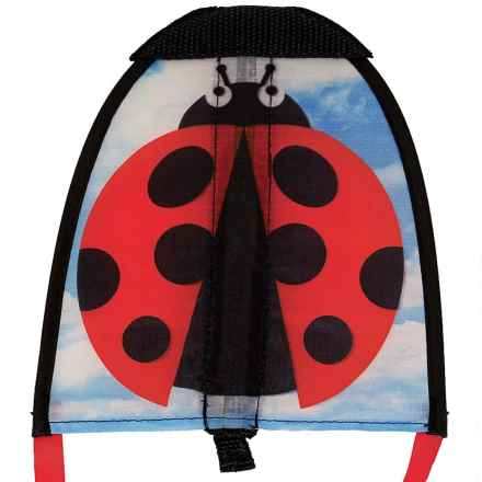 In the Breeze Fabric Fling Shotz in Ladybug - Closeouts