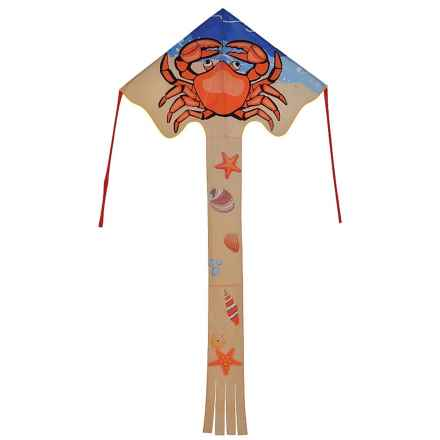 "In the Breeze Fly-Hi Kite - 48x96"" in Crab - Closeouts"