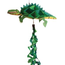 In the Breeze Honeycomb Party Friends Decoration in Ali-Gator - Closeouts