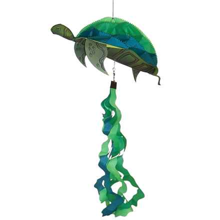 In the Breeze Honeycomb Party Friends Decoration in Myrtle Turtle - Closeouts