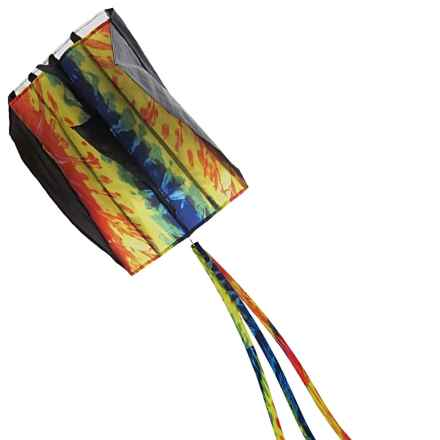 In the Breeze Pouch Parafoil Kite in Tie Dye - Closeouts